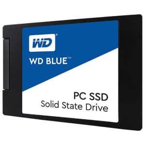 """Solid-State Drive (SSD) WESTERN DIGITAL Blue, 250GB, SATA3, 2.5"""", WDS250G1B0A"""
