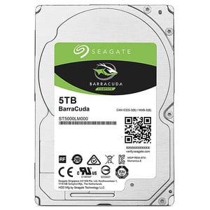 Hard Disk laptop SEAGATE BarraCuda Guardian 5TB, 5400RPM, SATA3, 128MB, ST5000LM000