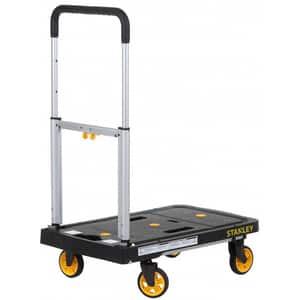 Carucior de transport STANLEY SXWTD-PC517, 4 roti, aluminiu