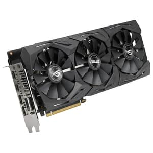 Placa video ASUS AMD Radeon RX 580, 8GB GDDR5, 256bit, STRIX-RX580-T8G-GAMING
