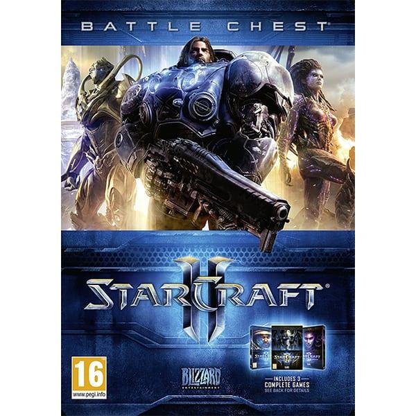StarCraft II Battle Chest PC