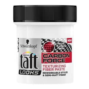 Pasta modelatoare pentru par TAFT Carbon Force, 130ml