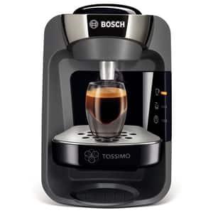 Espressor BOSCH Tassimo Suny TAS3202, 0.8l, 1300W, 3.3 bar, negru