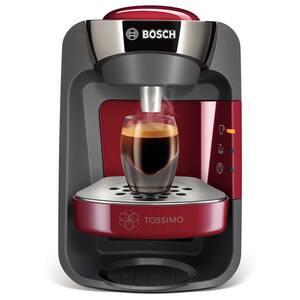 Espressor BOSCH Tassimo Suny TAS3203, 0.8l, 1300W, 3.3 bar, rosu