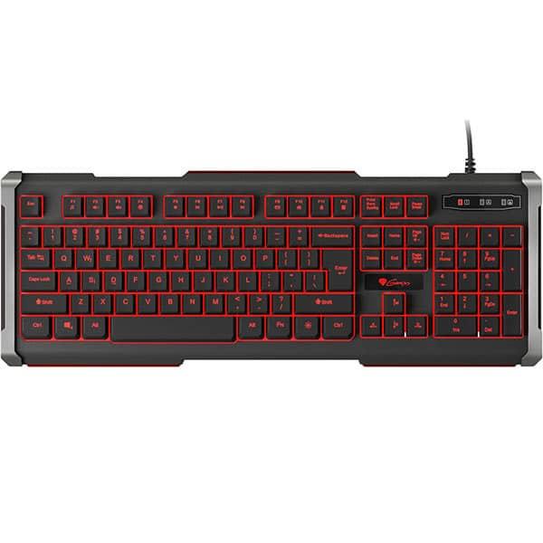 Tastatura gaming NATEC Genesis RHOD 400