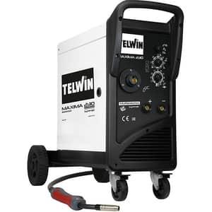 Invertor sudura TELWIN Maxima 230 Synergic, MIG/MAG, 220A, 4.8kW, electrod 1.6 - 3.2 mm