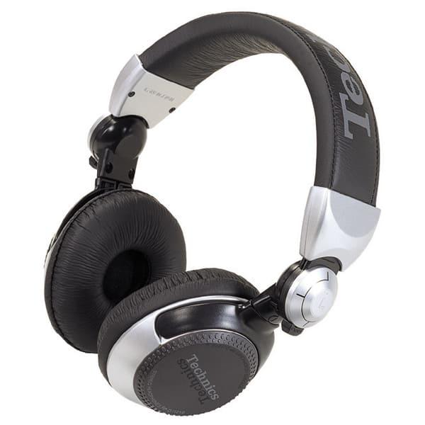 Casti TECHNICS RP-DJ1210E-S, Cu Fir, On-Ear, argintiu
