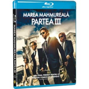 Marea mahmureala 3 Blu-Ray