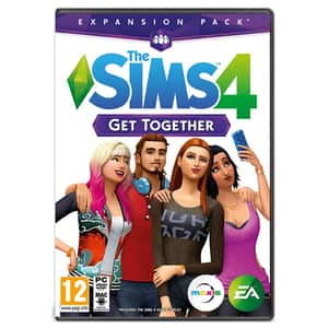 The Sims 4: Get Together PC (Expansion Pack 2 - necesita jocul The Sims 4)