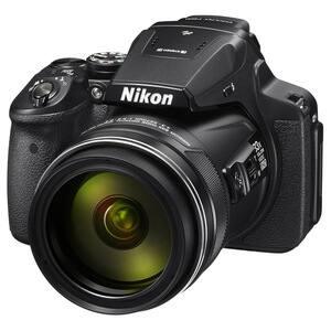 Camera foto digitala NIKON P900, 16MP, Wi-Fi, negru