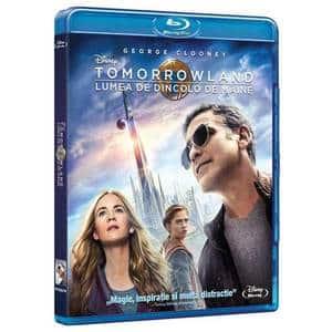 Tomorrowland - Lumea de dincolo de maine Blu-ray