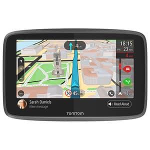 "Sistem de navigatie GPS TOMTOM GO 5200, 5"" Touch, 16 GB, Full Europa, Wi-Fi, Bluetooth"