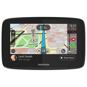 "Sistem de navigatie GPS TOMTOM GO 620, 6"" Touch, 16 GB, Full Europa, Wi-Fi, Bluetooth"