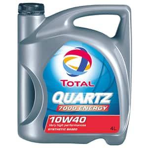 Ulei motor TOTAL Quartz 7000 Energy, 10W40, 4l