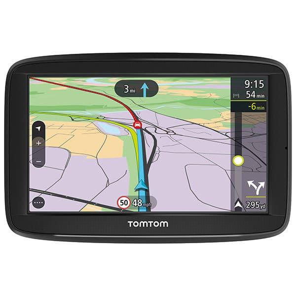 "Sistem de navigatie GPS TOMTOM Via 6.2, 6"" Touch, 16 GB, Full Europa, Bluetooth, Traffic"