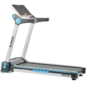 Banda de alergat electrica ORION Travel R10, viteza maxima 14.8 km/h, greutate suportata 120 kg, Bluetooth, 15 trepte de inclinatie