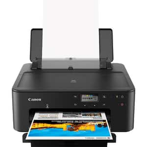 Imprimanta inkjet CANON TS705, A4, USB, Wi-Fi, Bluetooth