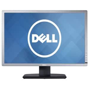 "Monitor LED IPS DELL UltraSharp U2412M-WHT, 24"", Full HD, 60Hz, alb"