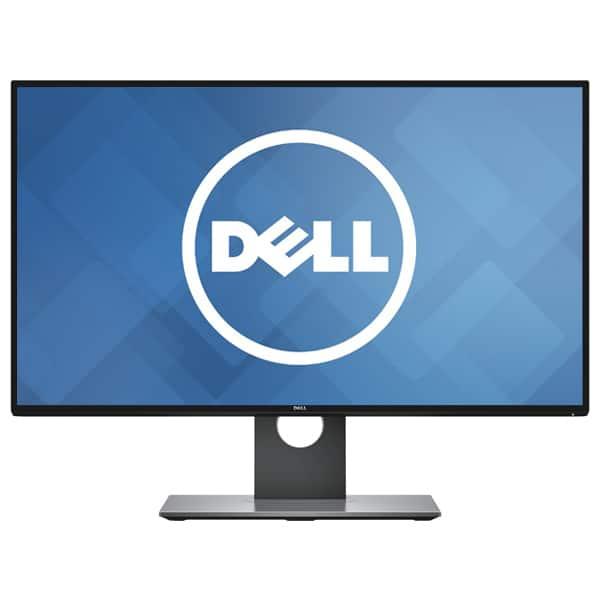 "Monitor LED IPS DELL UltraSharp U2717D, 27"", QHD, 60Hz, InfinityEdge, negru-gri"