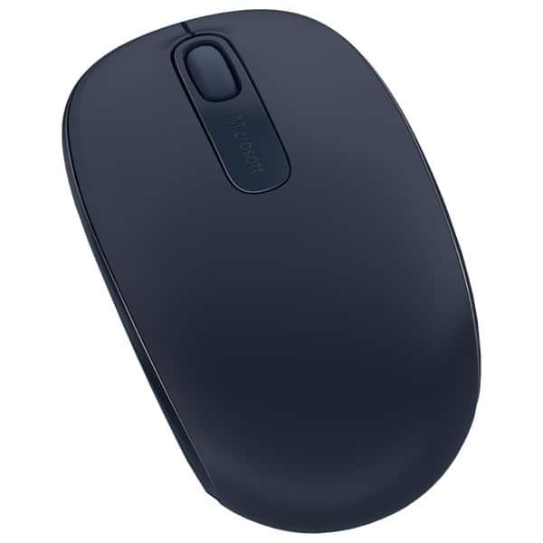 Mouse Wireless MICROSOFT Mobile 1850, 1000dpi, albastru