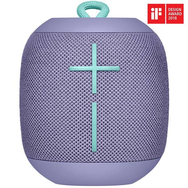 Boxa portabila ULTIMATE EARS Wonderboom 984-000855, Bluetooth, Waterproof, mov