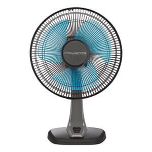 Ventilator de birou ROWENTA Essential VU2110, 2 trepte viteza, 25cm, 27W, negru