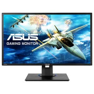 "Monitor Gaming LED TN ASUS VG245HE, 24"", Full HD, 75Hz, Flicker free, negru"