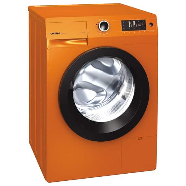 Masina de spalat frontala GORENJE W7543LO, 7kg, 1400rpm, A+++, portocaliu