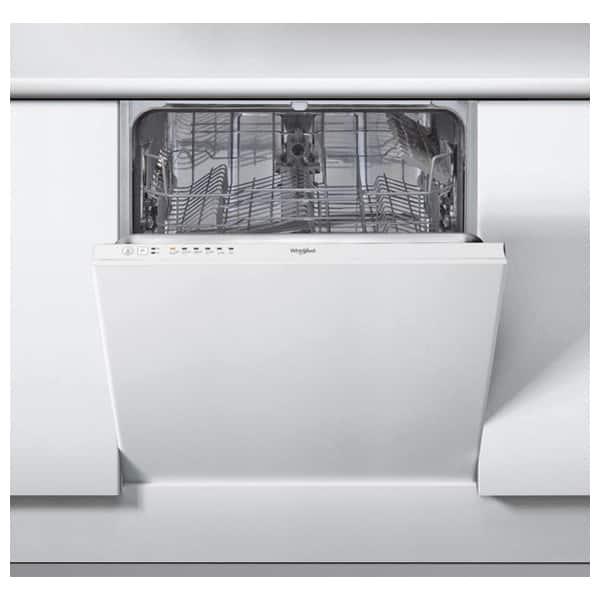 Masina de spalat vase incorporabila WHIRLPOOL WIE 2B19, 13 seturi, 6 programe, 60 cm, clasa A+