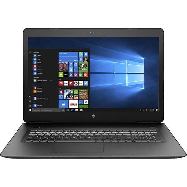 "Laptop Gaming HP Pavilion 17-ab407nq, Intel Core i7-8750H pana la 4.1GHz, 17.3"" Full HD, 8GB, HDD 1TB + SSD 128GB, NVIDIA GeForce GTX 1050 Ti 4GB, Windows 10 Home"