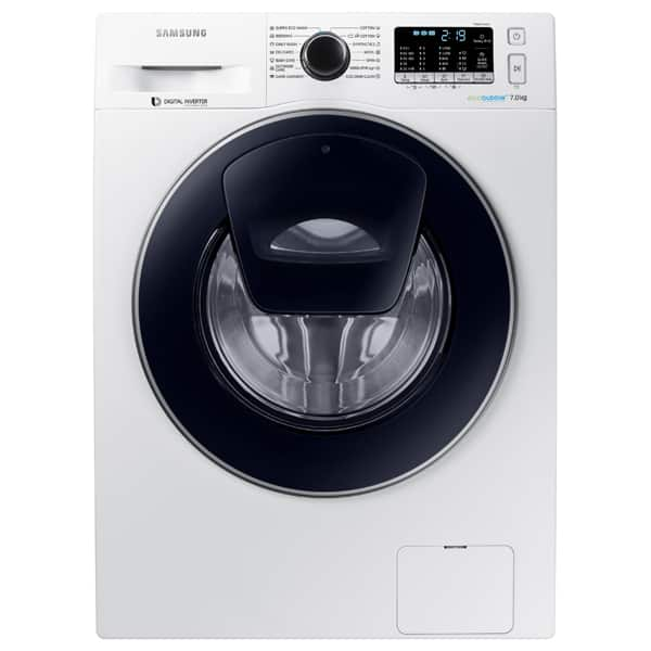 Masina de spalat rufe frontala SAMSUNG WW70K5410UW/LE, AddWash, Eco Bubble, 7kg, 1400rpm, A+++, alb