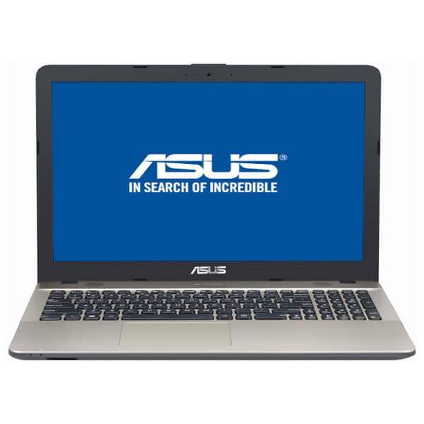 "Laptop ASUS X541UA-GO1372, Intel Core i3-7100U 2.4GHz, 15.6"" HD, 4GB, 1TB, Intel HD Graphics 620, Endless"