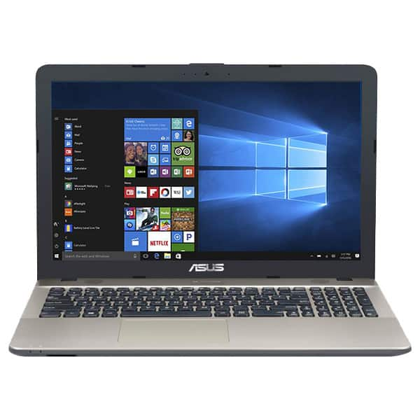 "Laptop ASUS X541UA-DM1223R, Intel Core i3-7100U 2.4GHz, 15.6"" Full HD, 4GB, SSD 256GB, Intel HD Graphics 620, Windows 10 Pro"