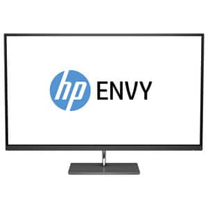 "Monitor LED IPS HP ENVY 27s, 27"", UHD 4K, 60Hz, negru"