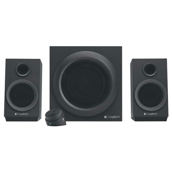 Boxe LOGITECH Z333, 2.1, 40W, negru